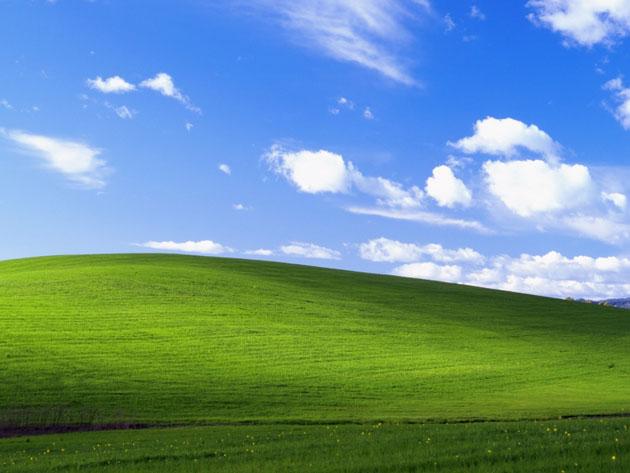 Стандартные обои Windows XP
