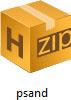 Иконка файла с архивом Hamster Free ZIP Archiver
