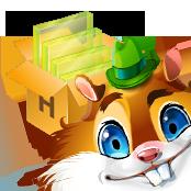 Как заархивировать файлы для отправки, используя Hamster Free ZIP Archiver
