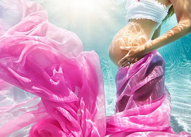 Сделать фотосессии беременных