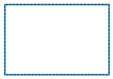 Обводка границ прямоугольника