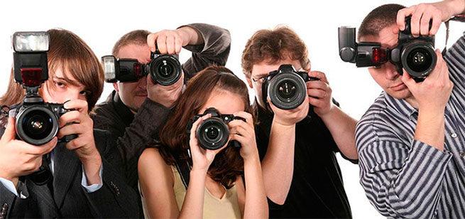 Курсы для фотографов